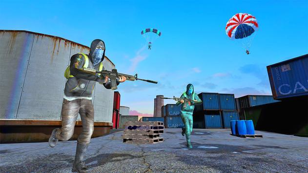 Modern Commando Strike : Free Shooting Games screenshot 6