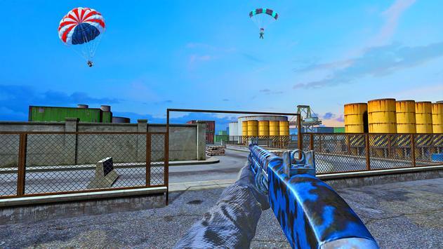 Modern Commando Strike : Free Shooting Games screenshot 13