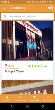 Food delivery screenshot 5