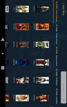 Lxtream Player screenshot 17