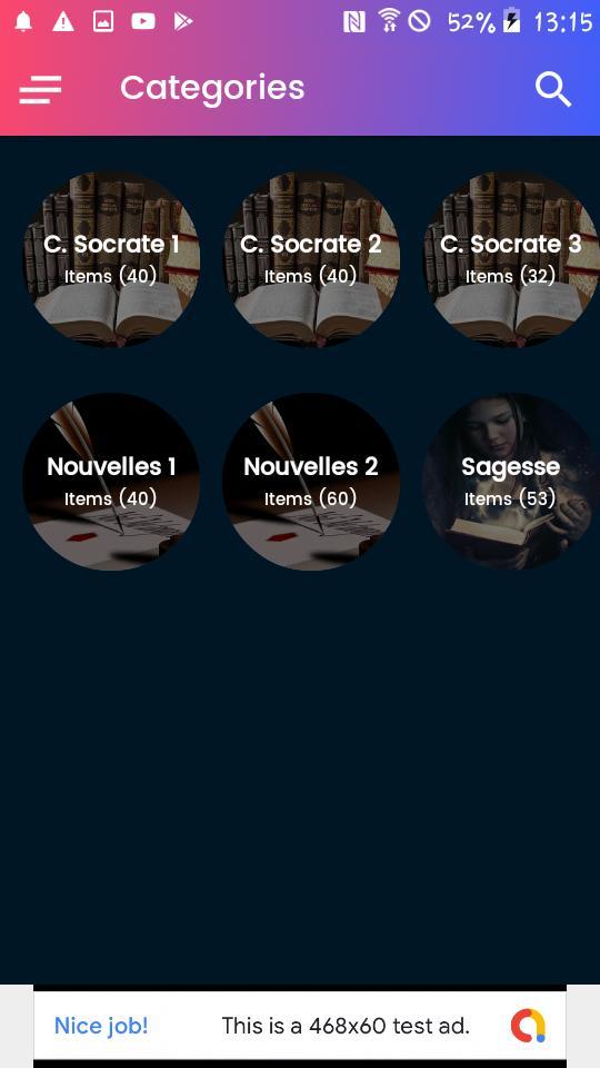 Citations De Socrate For Android Apk Download