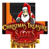 christmas treasure slots icon