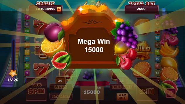 lucky 77777 slots screenshot 8
