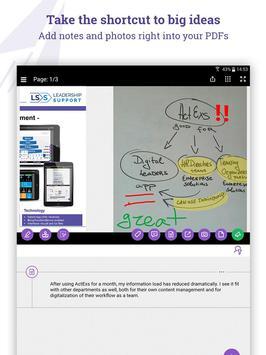 ActExs – Think. Act. Lead. screenshot 11