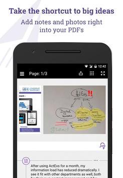 ActExs – Think. Act. Lead. screenshot 1