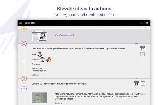 ActExs – Think. Act. Lead. screenshot 8
