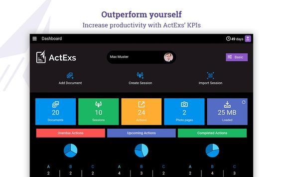 ActExs – Think. Act. Lead. screenshot 9