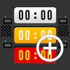 Multi Stopwatch & Timer  free आइकन