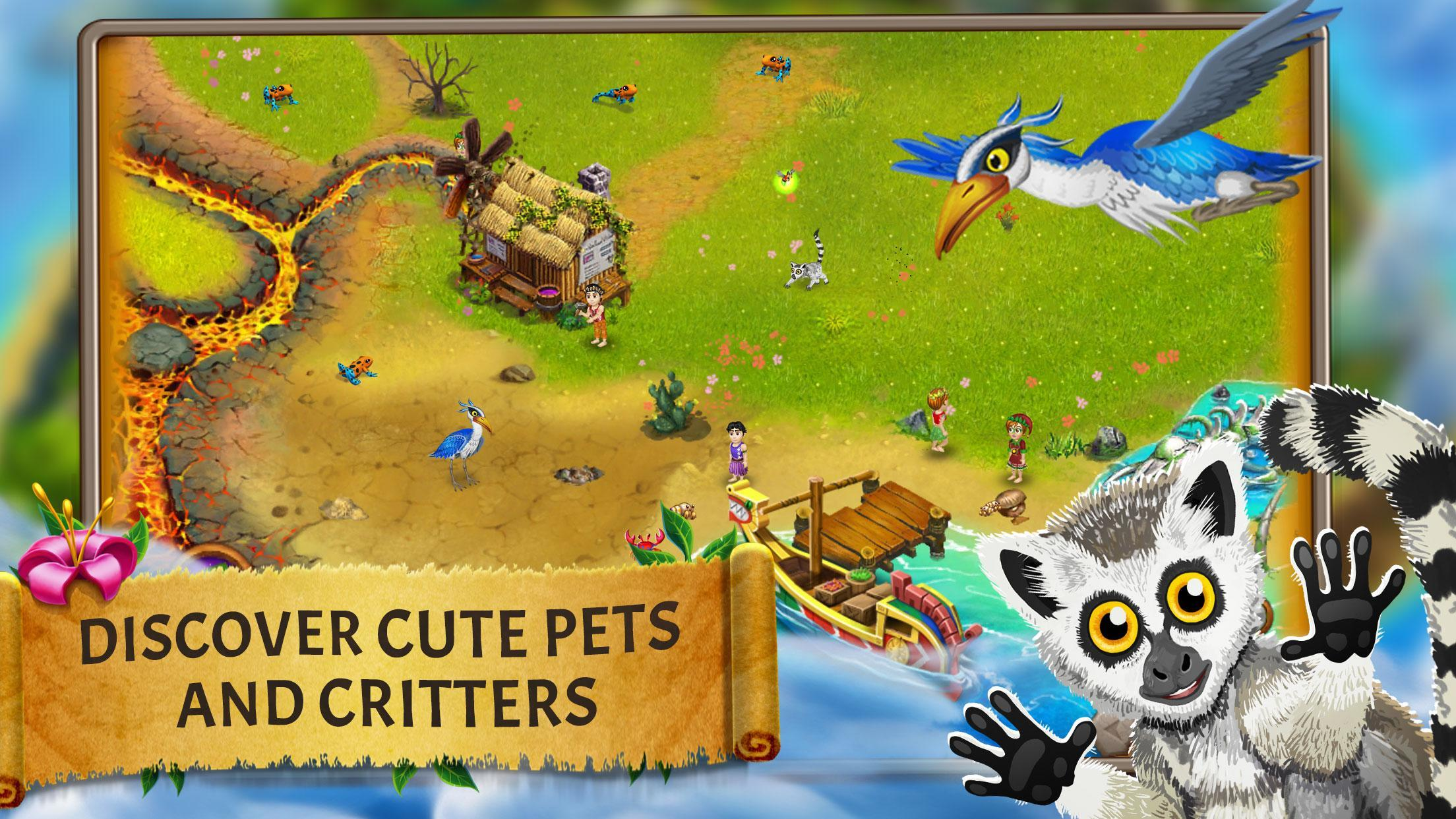 Virtual villagers 4 free for android apk download.