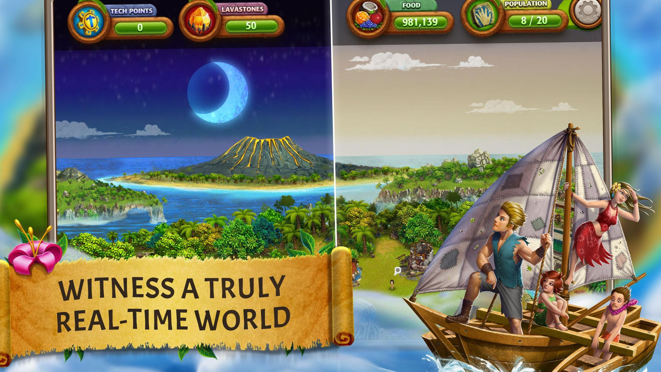 Virtual villagers: the secret city > ipad, iphone, android, mac.