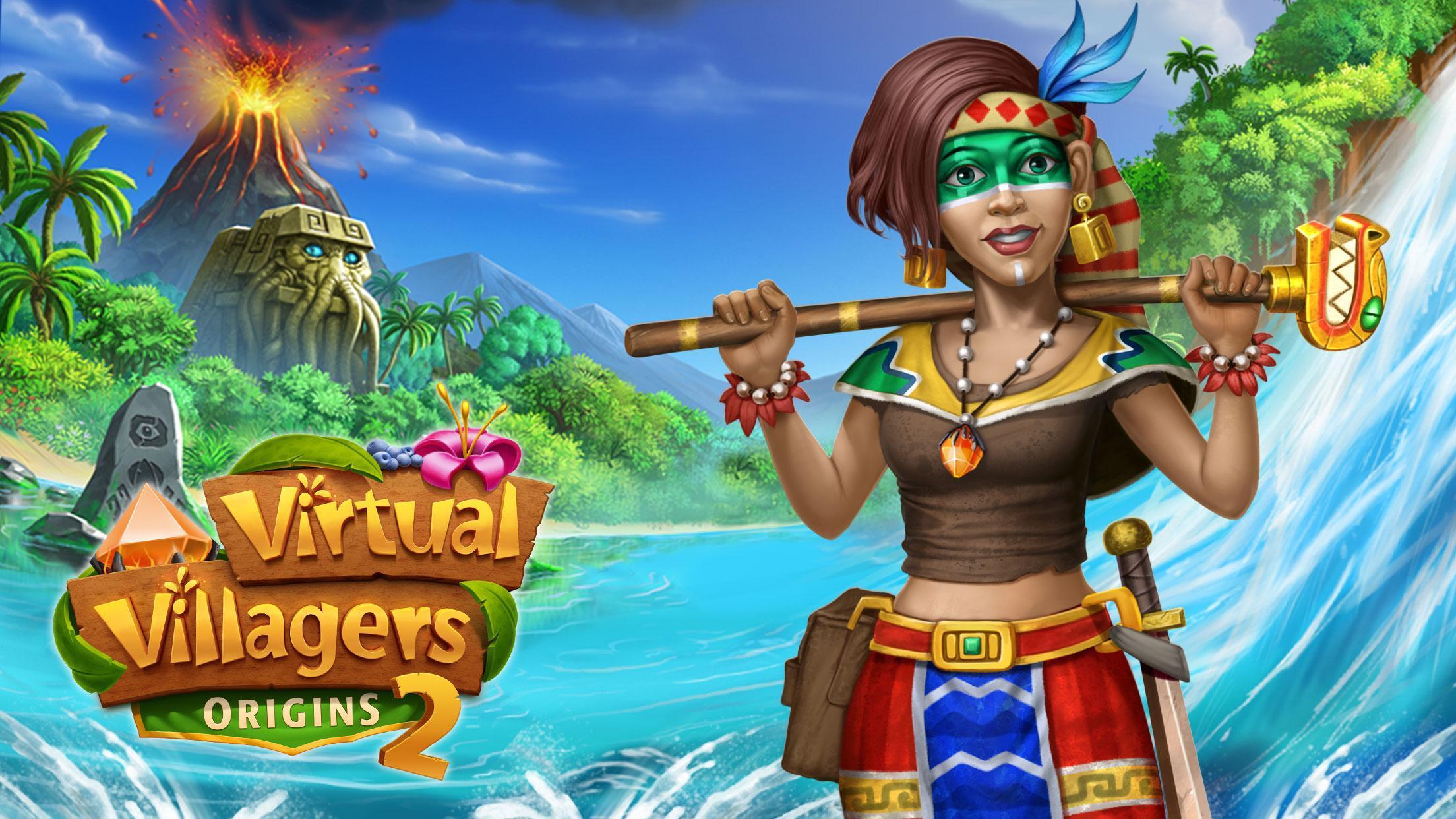 Virtual villagers origins 2 | virtual villagers pc game.