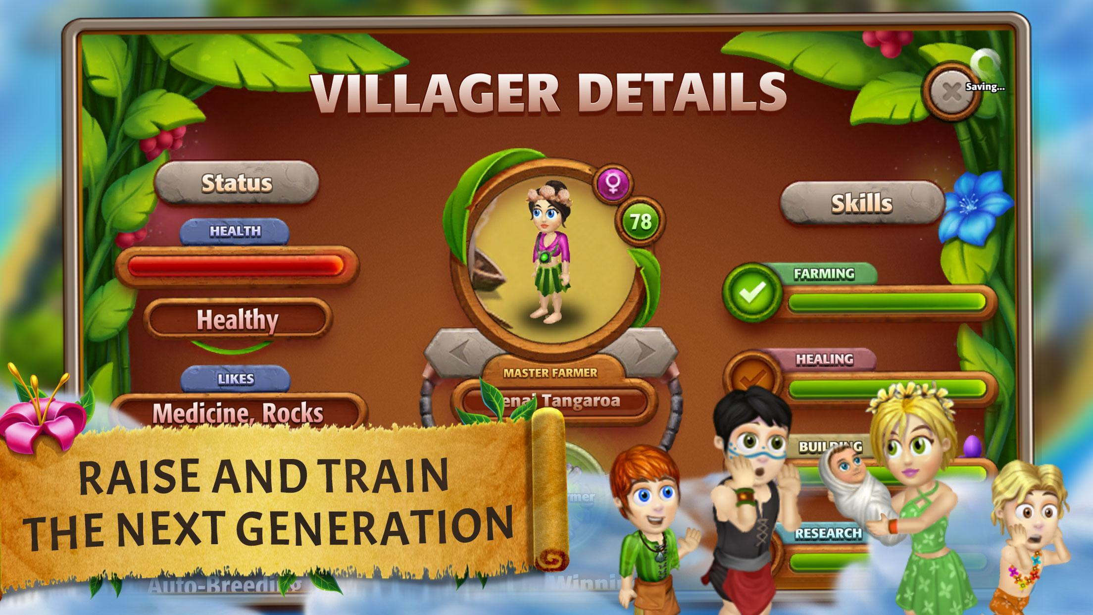 Virtual villagers origins 2 for android apk download.