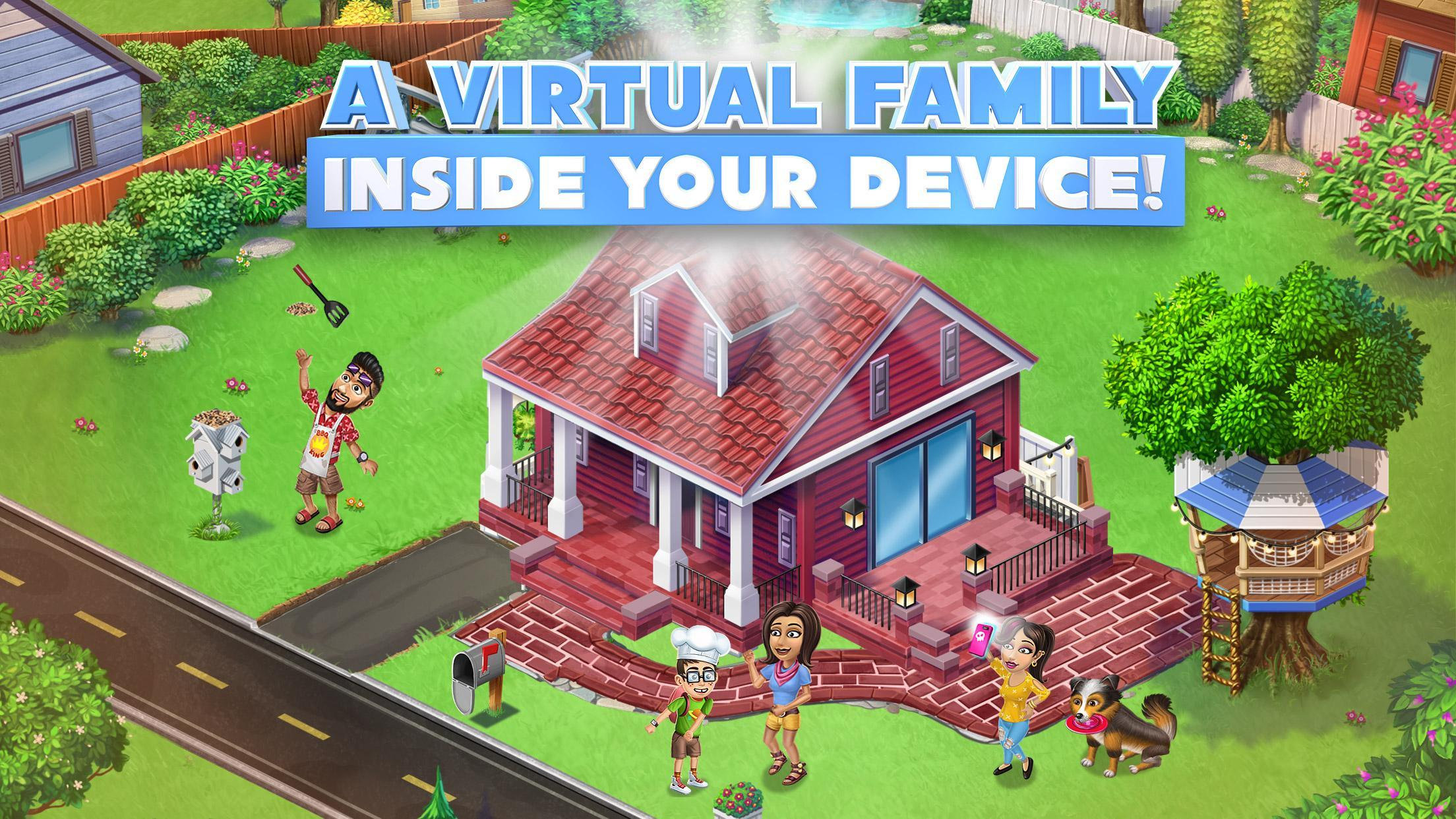 Virtual Families: Cook Off for Android - APK Download