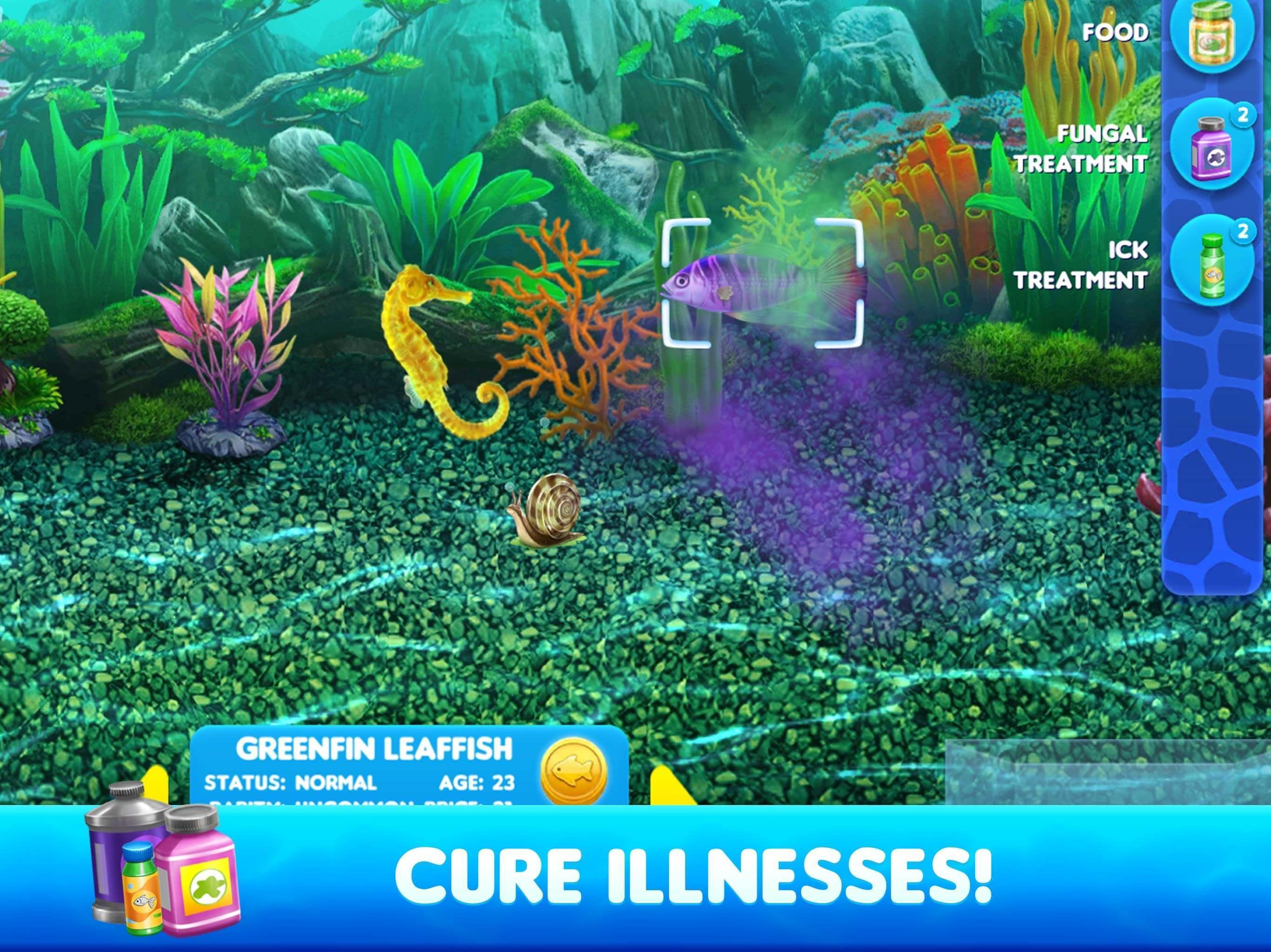 Game Fish Tycoon, Game yang Penuh Nostalgia
