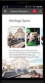 i Explore Telangana screenshot 1