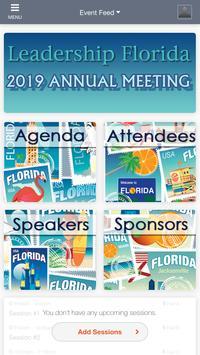 Leadership Florida poster