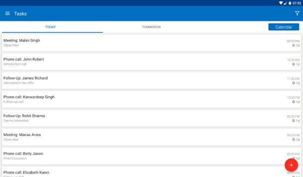 LS – Mobile Sales CRM & Lead Management System screenshot 14
