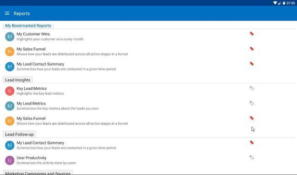 LS – Mobile Sales CRM & Lead Management System screenshot 15