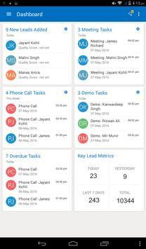 LS – Mobile Sales CRM & Lead Management System screenshot 16