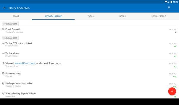 LS – Mobile Sales CRM & Lead Management System screenshot 12