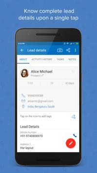 LS – Mobile Sales CRM & Lead Management System screenshot 2