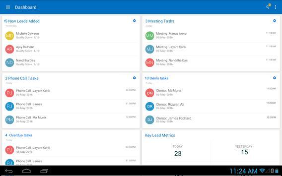 LS – Mobile Sales CRM & Lead Management System screenshot 8