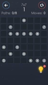 Number link. Connect the dots screenshot 1
