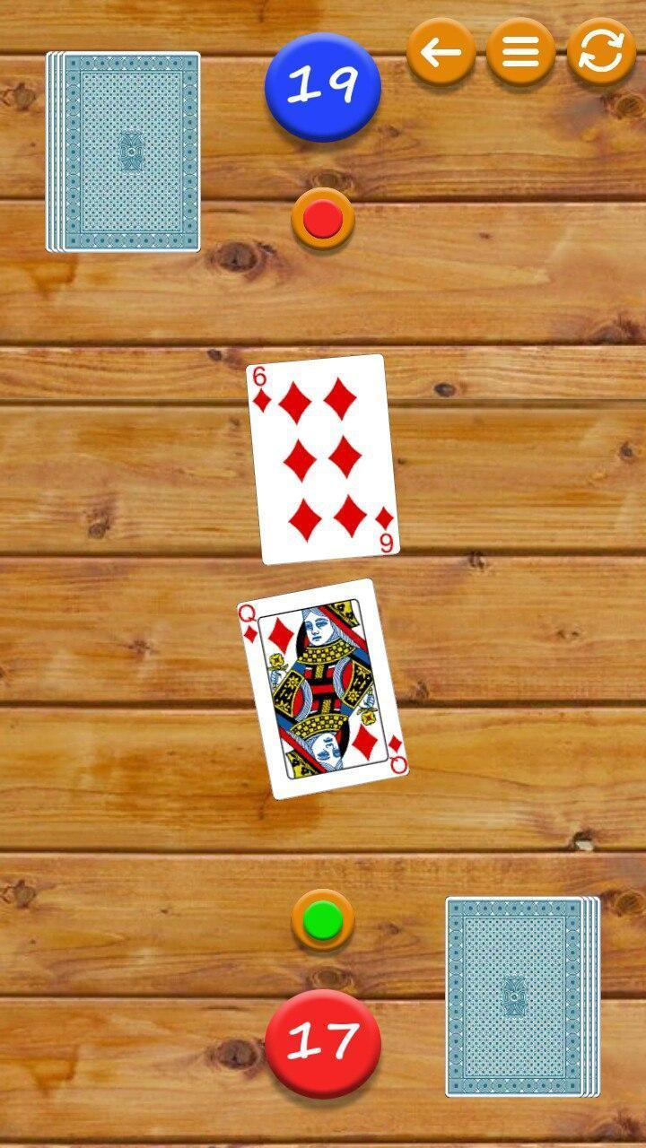 карточная игра пьяница