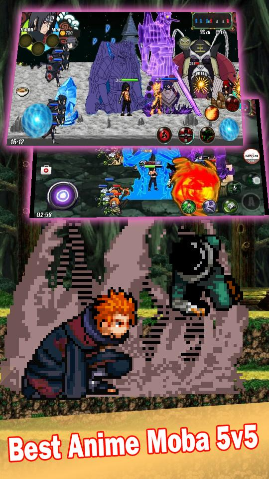 League of Ninja: Moba Battle for Android - APK Download