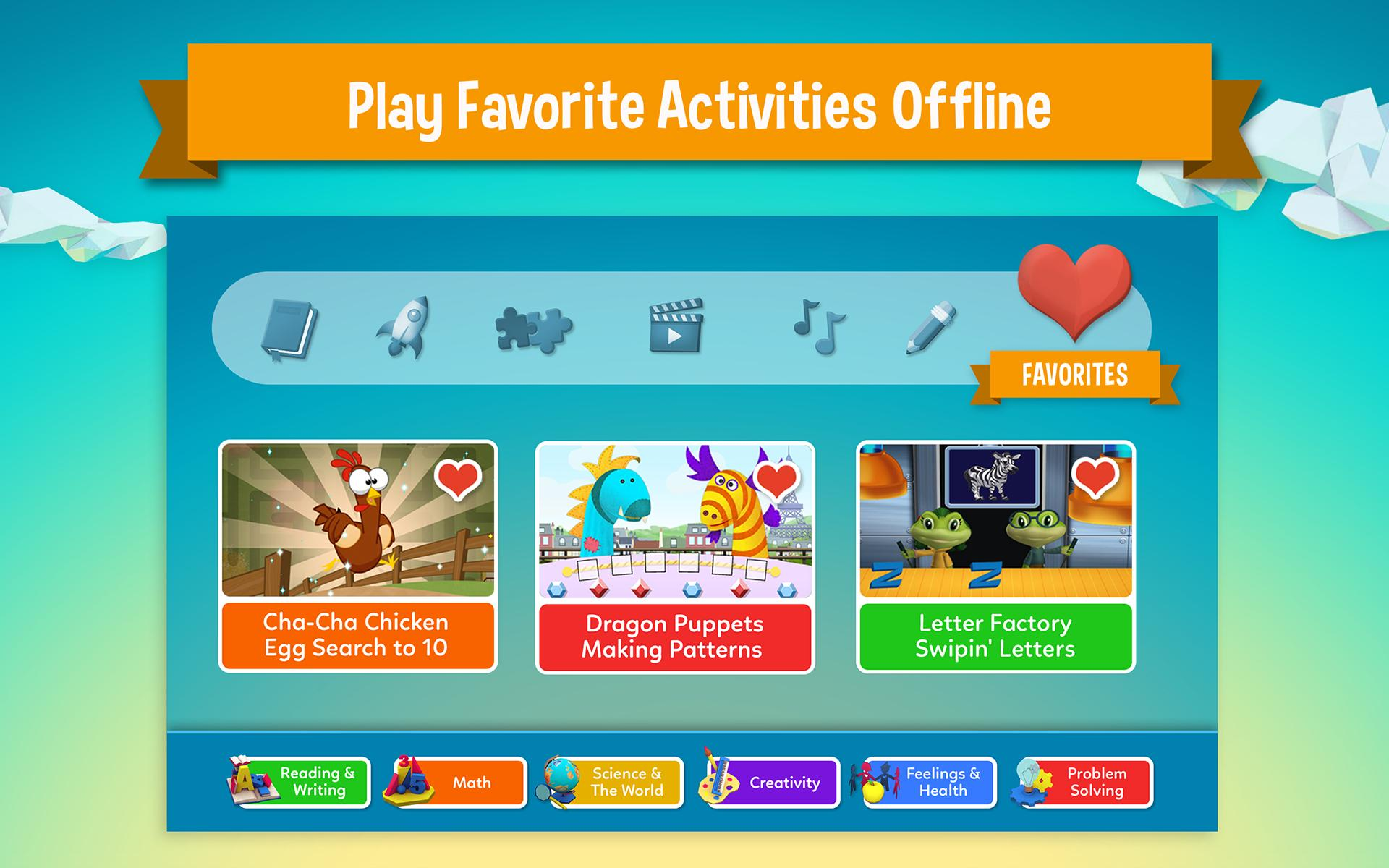 LeapFrog Academy™ Educational Games & Activities for ...