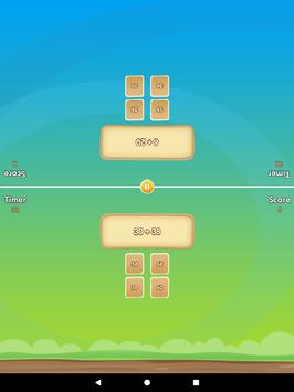 Math Duel Game: Play Together On The Same Phone screenshot 4