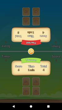 Math Duel Game: Play Together On The Same Phone screenshot 1