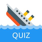 Fan Trivia Quiz for fans of Titanic icon