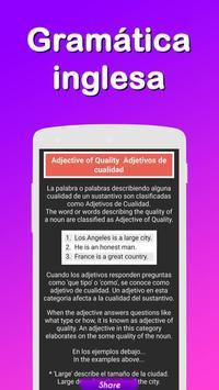 Translator : Spanish English & Learn English free screenshot 4