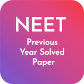 NEET Previous Year Solved Paper icon