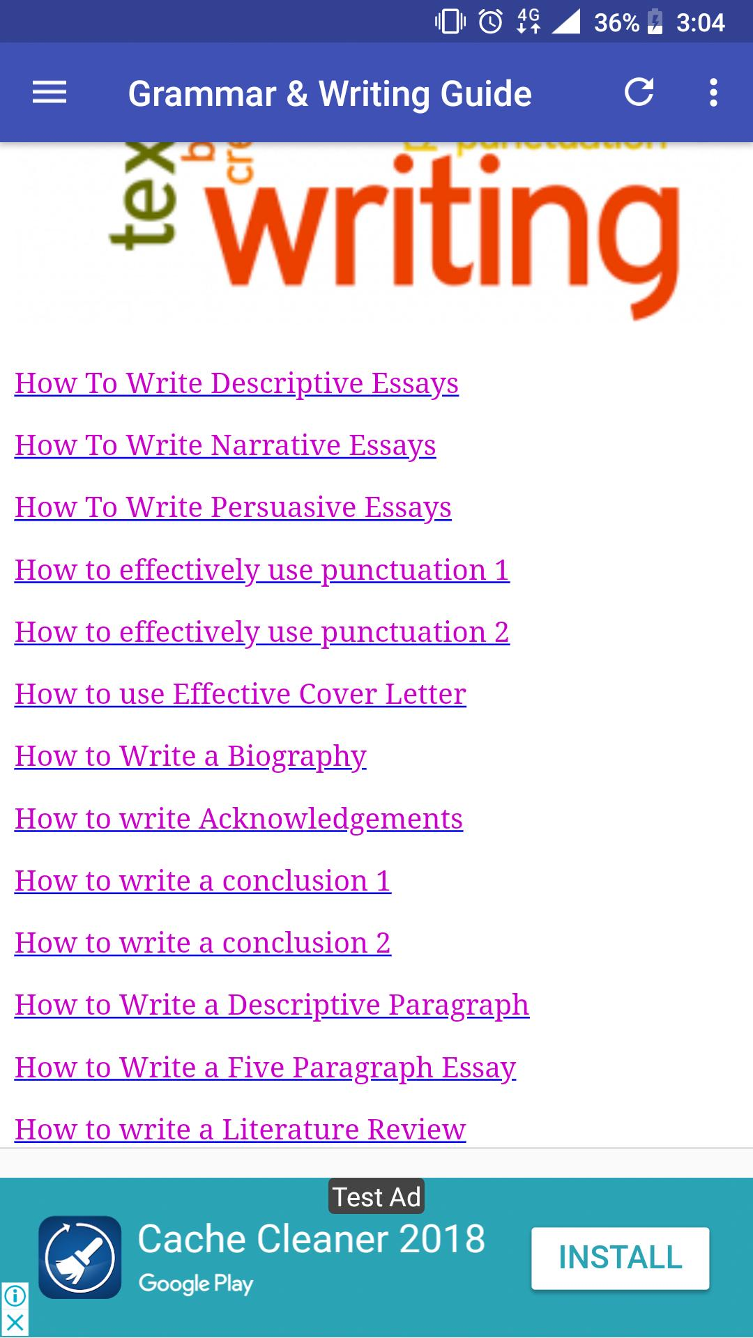 How to write good grammar in english help with  popular masters essay on hacking
