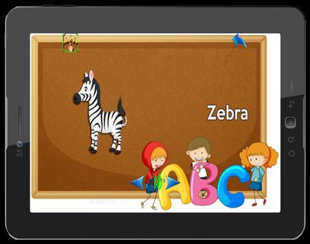 تعليم الانجليزية للاطفال screenshot 7