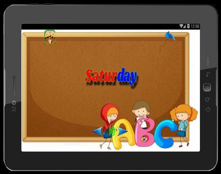 تعليم الانجليزية للاطفال screenshot 9