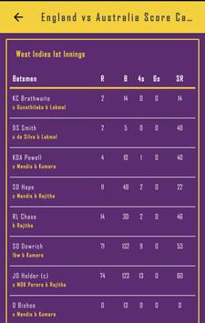 Cricket FastLine screenshot 4