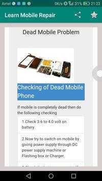 Learn Mobile Repair screenshot 6
