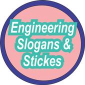 Estickers - Engineering Stickers icon