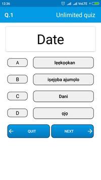 English To Yoruba Dictionary screenshot 2