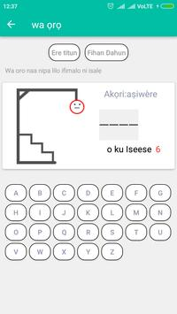 English To Yoruba Dictionary screenshot 6