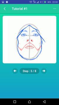 Learn to Draw Jesus screenshot 12