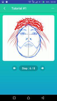Learn to Draw Jesus screenshot 5