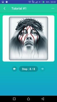 Learn to Draw Jesus screenshot 7
