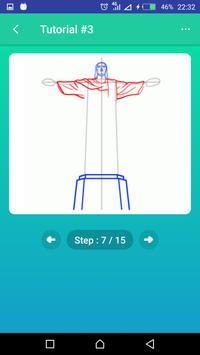 Learn to Draw Jesus screenshot 8