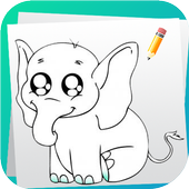Learn to Draw Elephants icon