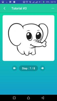 Learn to Draw Elephants screenshot 14