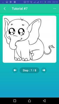 Learn to Draw Elephants screenshot 10